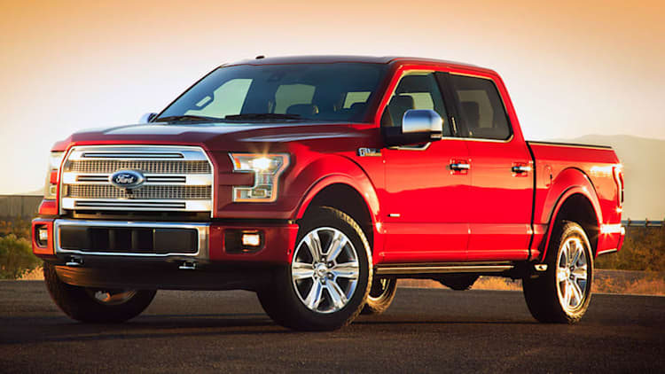 2015 F-150 kick-starts Ford sales