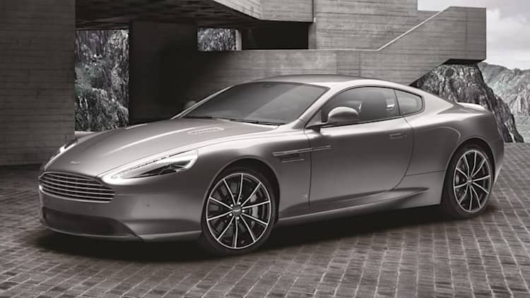 Aston celebrates Spectre with DB9 GT Bond edition