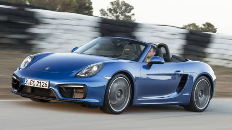 Porsche reviving 718 name for new Boxster and Cayman