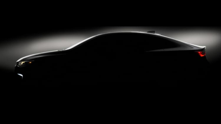 Chevy previews 2016 Malibu ahead of New York debut
