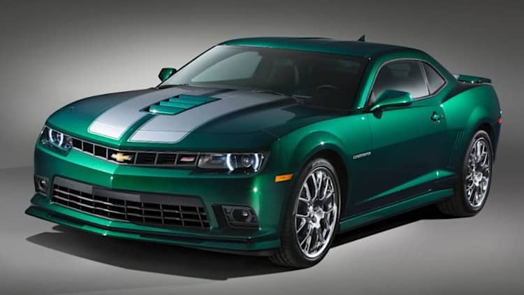 Why does Chevy want to trademark Camaro Krypton?