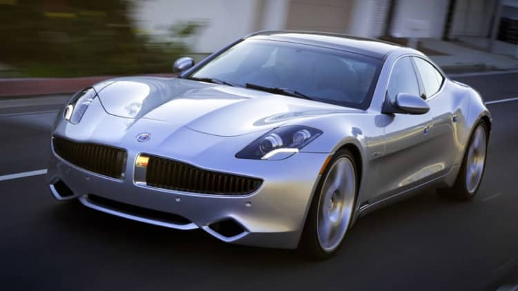 Karma Automotive partners with BMW for powertrains
