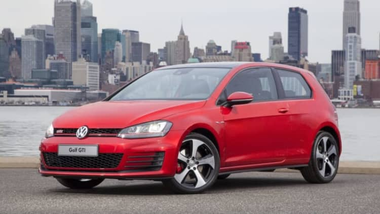 Bosch fuel pumps spark recall of 2015 Golf, GTI and Audi A3