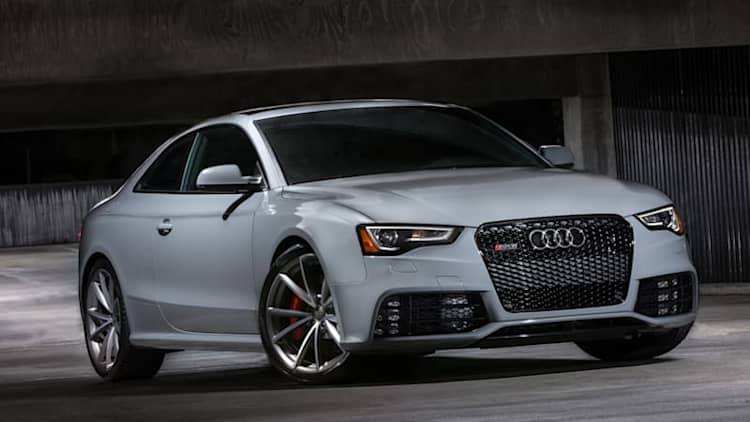 2015 Audi RS5 Coupe Sport is one of 75