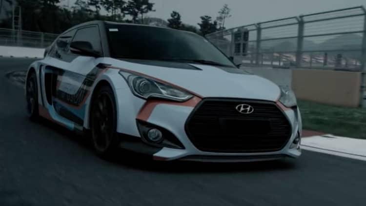 Hyundai previews Brand N performance division