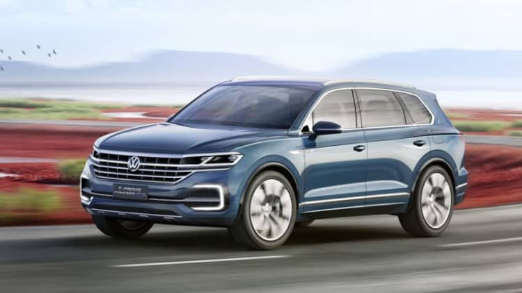 Volkswagen T-Prime Concept GTE is PHEV taste of things to come