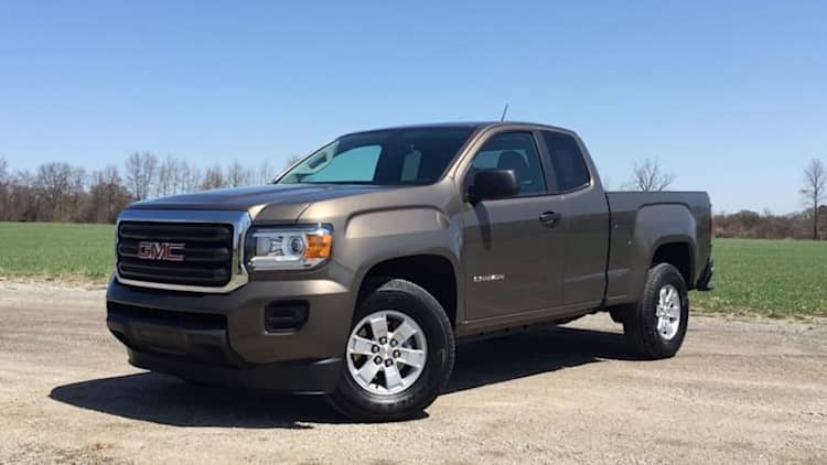 Daily Driver: 2015 GMC Canyon
