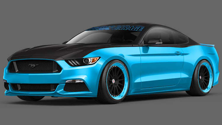 Ford, Petty's Garage to build limited-edition Mustang GT from SEMA Show