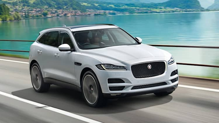 2018 Jaguar updates include a new 247-hp four for XE, XF, and F-Pace