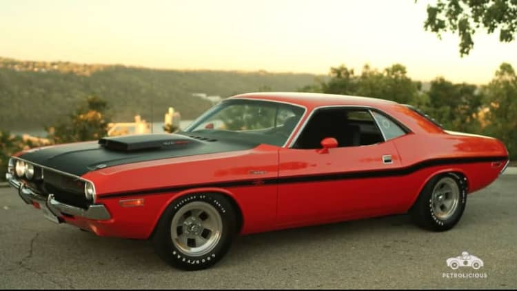 1970 Hemi Challenger is a family heirloom with serious muscle