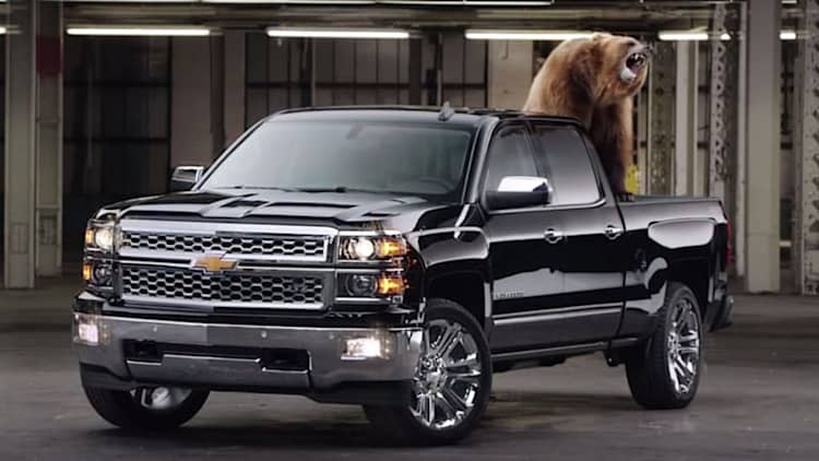 Chevy's latest Silverado videos assume we're idiots