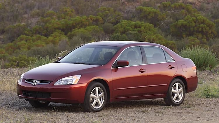 Honda recalls 11,602 Accords for faulty front airbag modules