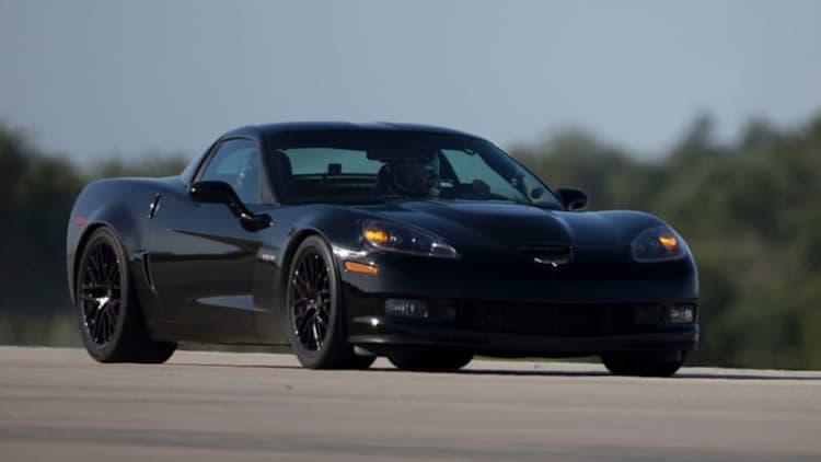 This Chevy Corvette Z06 is fastest street-legal EV... again