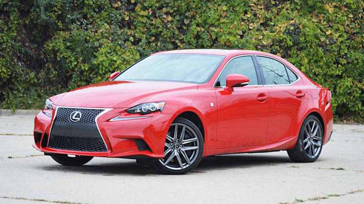 2016 Lexus IS 200t Quick Spin