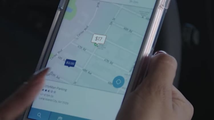 FordPass app lets you find, reserve, and pay for parking spots