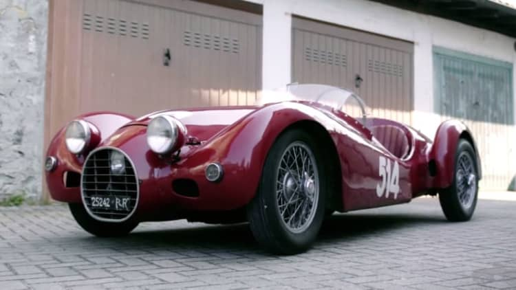 Petrolicious shines the spotlight on a little-known, Fiat-based racecar