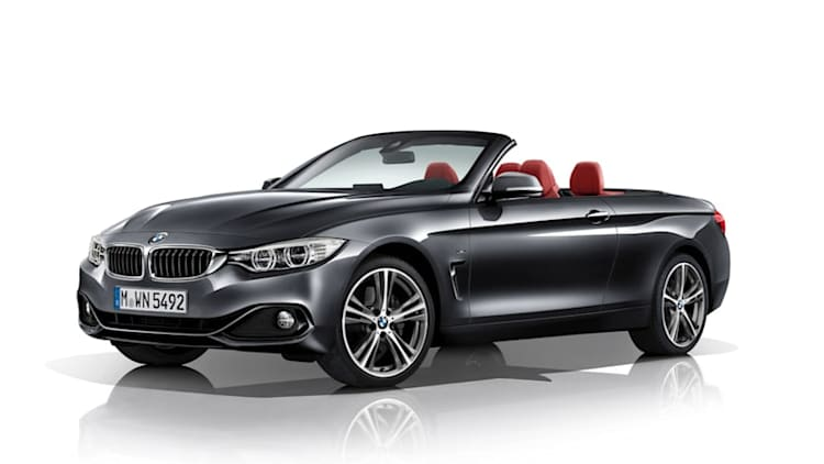 2015 BMW 4 Series convertibles recalled to fix airbag programming woes