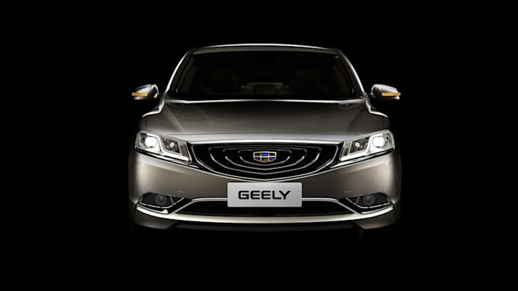 China's Geely plotting push into Europe, US