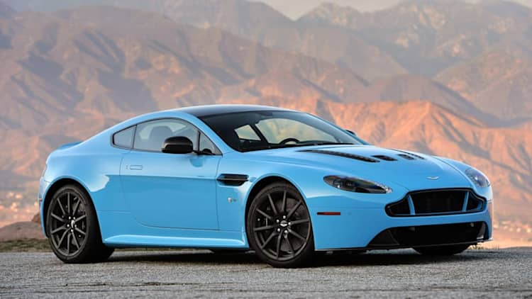 How to lease an Aston Martin for $1,900 a month, but drive it for free