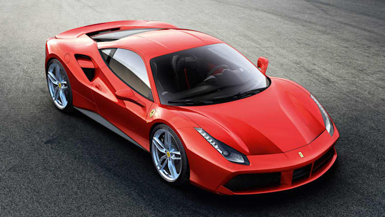 Ferrari 488 GTB turbocharges its way towards Geneva debut