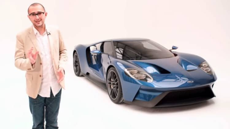 An in-depth look at the Ford GT with Xcar