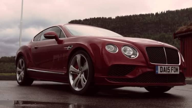 Xcar spots the differences of refreshed Bentley Continental GT