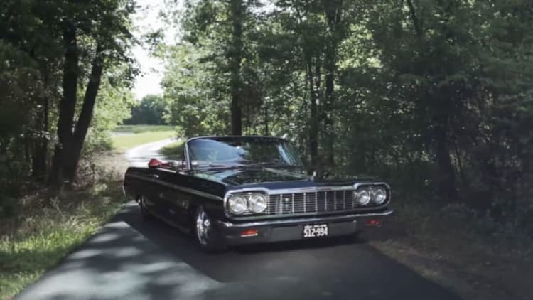 Petrolicious profiles one man and his duo of '64 Impalas