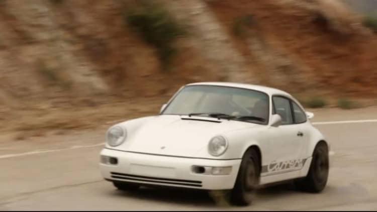 Petrolicious profiles a Porsche 911 hot rod called The Growler