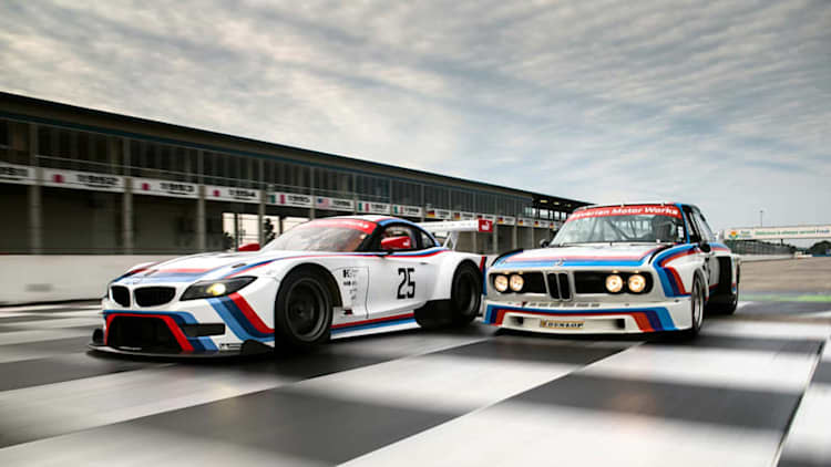 BMW pays tribute with Z4 racing livery