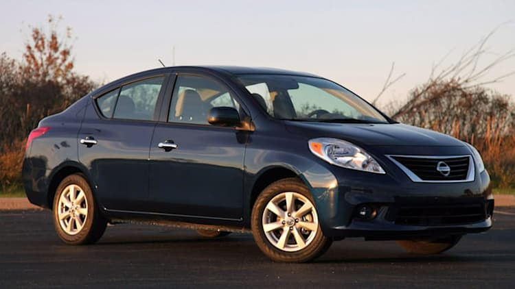 NHTSA investigates 2011-12 Nissan Versa for airbags that deploy after the doors slam