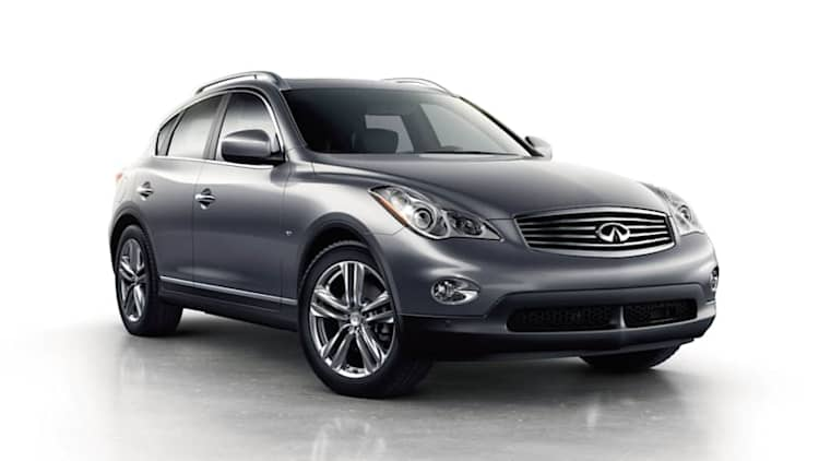 Infiniti QX50 confirmed for NY debut