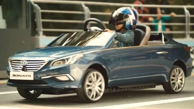 Hyundai says, maybe driverless cars won't be so bad