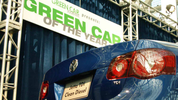 VW stripped of Green Car Of The Year awards for Jetta, A3 diesels