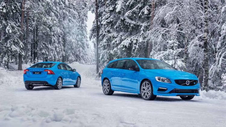 Volvo announces second run of S60 and V60 Polestars