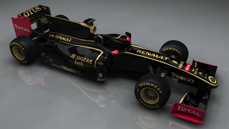 Renault will buy back Lotus F1 Team