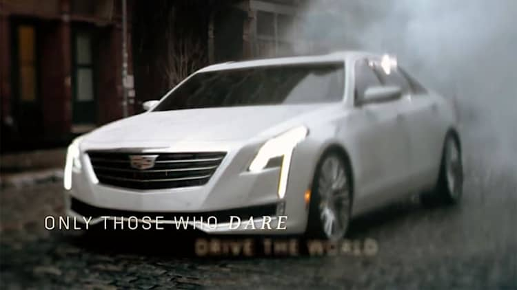 Cadillac CT6 shows its face in 2015 Oscars ad [w/video]