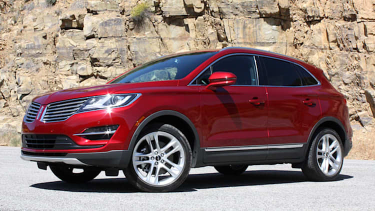 Lincoln MKC recalled because start button located too close to touchscreen [UPDATE]