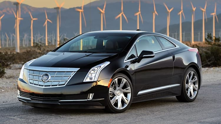 Cadillac exec realizes ELR pricing was stupid high