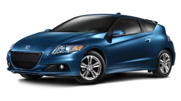 Honda not ready to give up on CR-Z, Civic Hybrid in US just yet