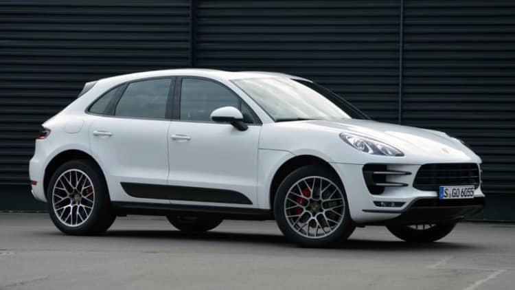 2017 Porsche Macan recalled for oversteer issues