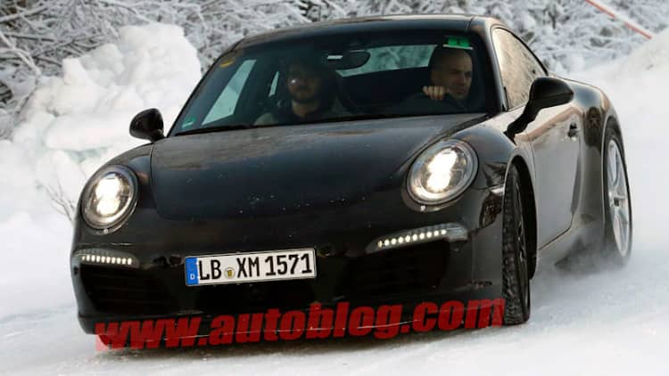 Porsche says turbo'd 911 engines will still be revvy