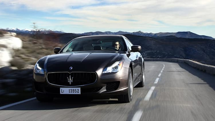 Maserati expands Quattroporte cable recall to 1,000 units
