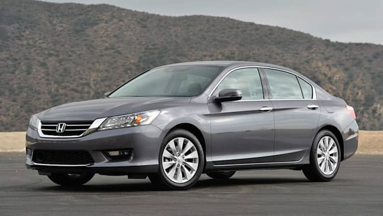 Honda Accord barely edges Toyota Prius as California's best-selling car