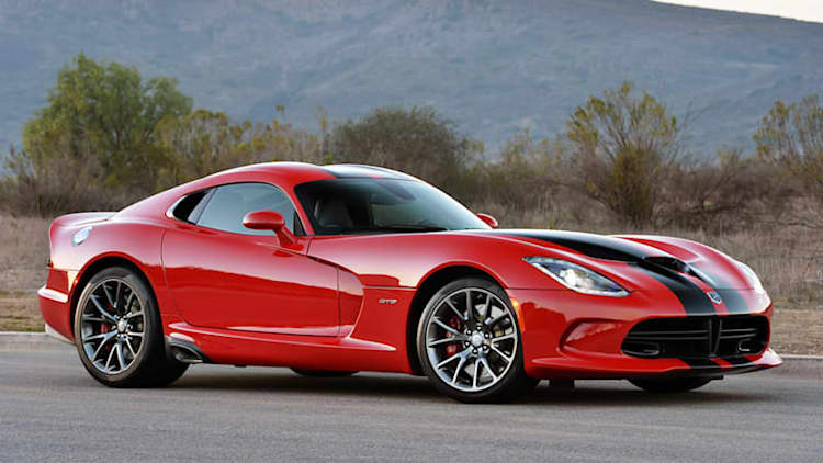 Will airbags sandbag the 2017 Dodge Viper?