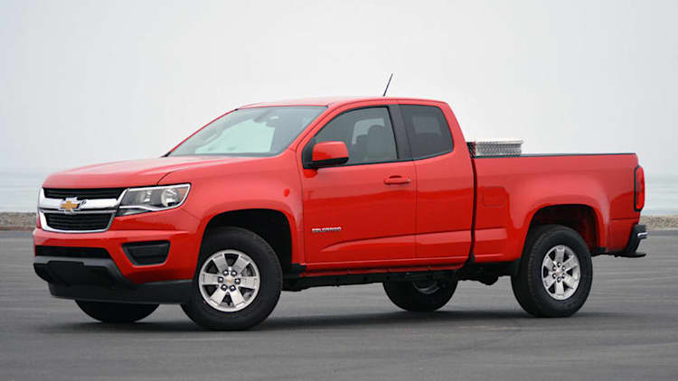 GM to squeeze out more production capacity for midsize trucks