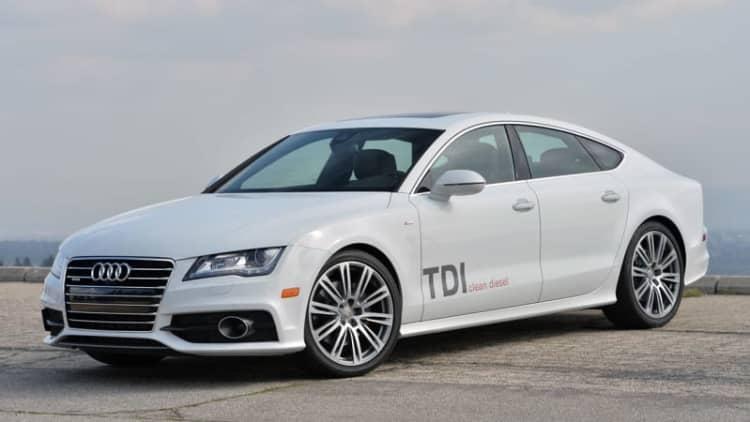Audi follows suit with TDI stop-sale