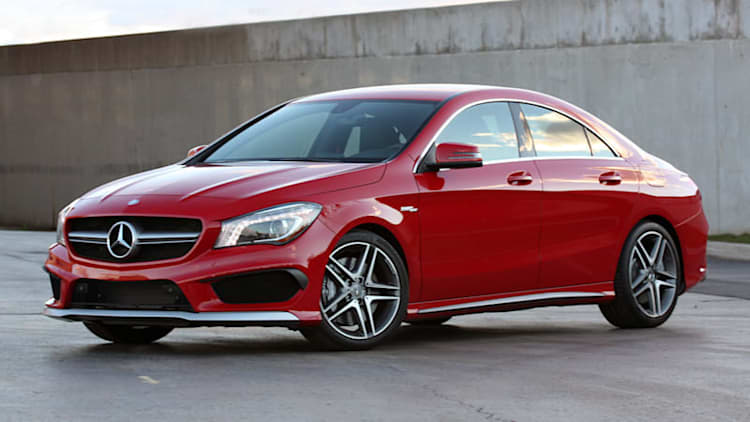 2016 Mercedes CLA and GLA get more power, quicker
