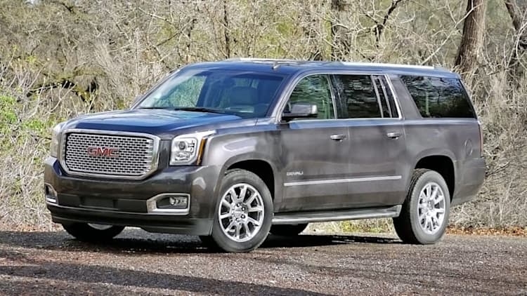 GMC doesn't care if it's Mt. McKinley or Denali