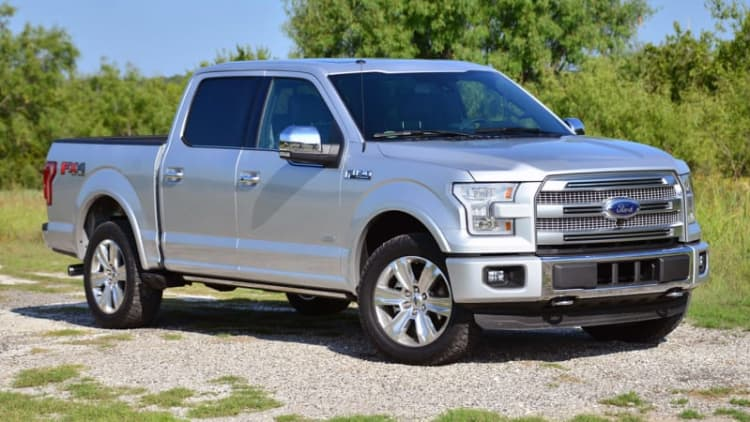Ford could make as much as $13k profit for every F-150