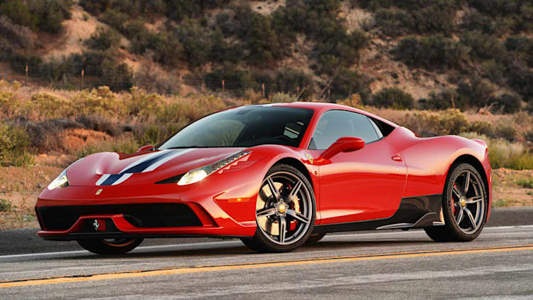 Ferrari recalling 814 models from 2015 for airbag problem